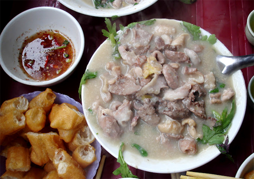 Original-chao-long-recipe-vietnamese-pork-organ-porridge7