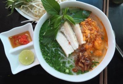 Vietnamese bun ca kien giang recipe - How to make bun ca kien giang