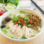 Easy bun mang vit recipe-How to make vietnamese duck noodle soup recipe