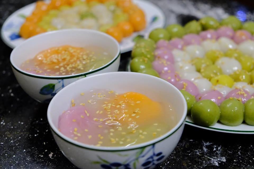 Vietnamese-glutinous-rice-ball-recipe-How-to-make-banh-troi-nuoc-recipe-10