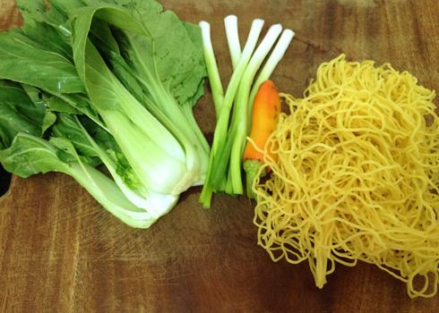 Mi-vit-tiem-recipe-Braised-Duck-with-Egg-Noodle-Soup 5
