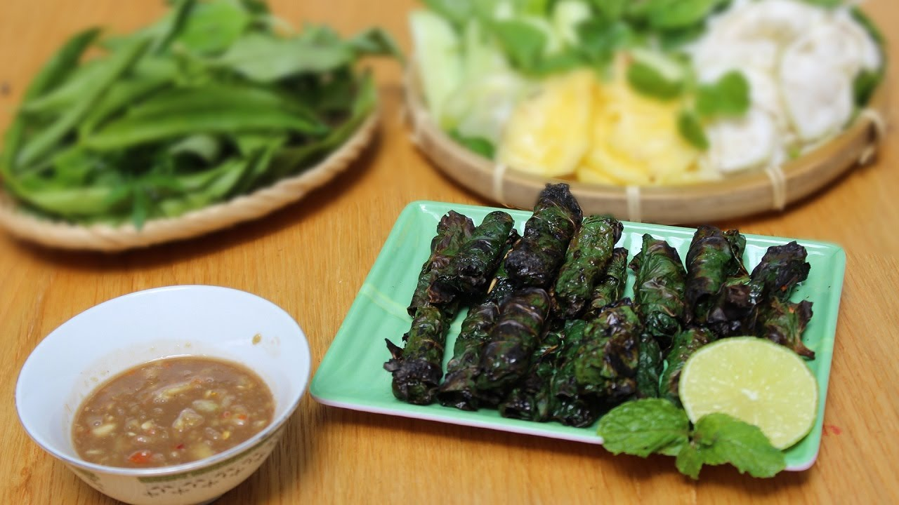 Bo-la-lot-Recipe-How-to-make-beef-wrapped-in-betel-leaf 10