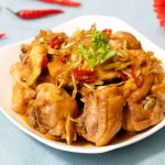 Ga xao sa ot Recipe- Vietnamese Chicken with lemongrass and chili