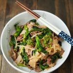 [Easy] Pho Xao Recipe – Stir Fried Rice Noodles with Beef