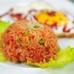 [Easy] Vietnamese tomato rice recipe – Just 15 minutes