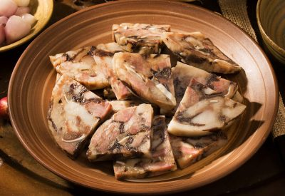 [Exclusive] Vietnamese head cheese recipe