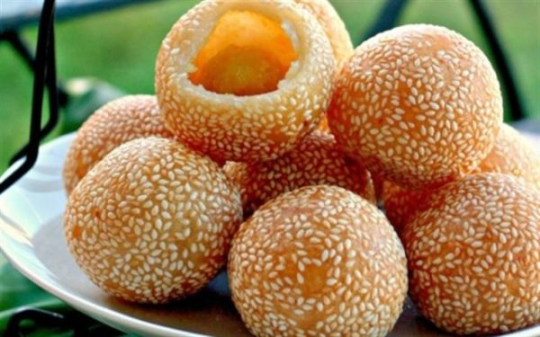 Banh-Cam-recipe–Vietnamese-fried-sesame-ball-with-mung-bean-paste 16