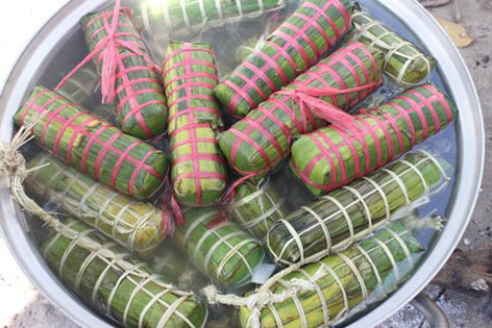 Banh-Tet-Recipe–Vietnamese-Cylindrical-glutinous-rice-cake 8