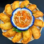 Banh goi Recipe – How to make Vietnamese Crispy Dumplings