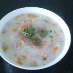 [Easy] Chao bo Recipe – Vietnamese beef porridge