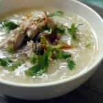 Chao vit recipe – Vietnamese duck congee (rice porridge)