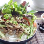 Bun bo nam bo recipe – How to make Vietnamese beef and noodle Salad