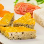 Cha trung recipe – How to make Vietnamese steamed egg meatloaf