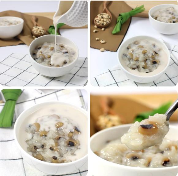 Che-dau-trang-Recipe-Vietnamese-White-Beans-Sweet-Soup 6