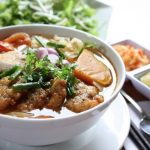 Bun cha ca recipe – Vietnamese fish cake rice noodles soup