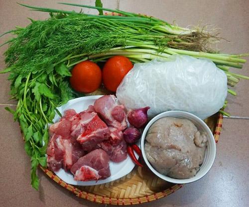 Bun-cha-ca-recipe-Vietnamese-fish-cake-rice-noodles-soup 2