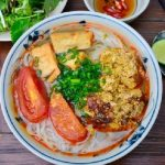 [Authentic] Bun rieu recipe – Vietnamese crab noodle soup