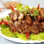 Thit xa xiu Recipe – Char Siu Recipe (Barbecued Pork)