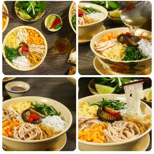 Vietnamese-Bun-Thang-Recipe–Vermicelli-noodles-soup-with-pork-chicken-egg 10