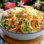 Goi bap cai Recipe –  How to make Vietnamese cabbage salad