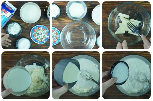 Banh-bong-lan-trung-muoi-Vietnamese-Salted-egg-sponge-cake-Recipe 10