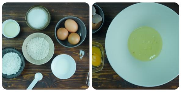 Banh-bong-lan-trung-muoi-Vietnamese-Salted-egg-sponge-cake-Recipe 2