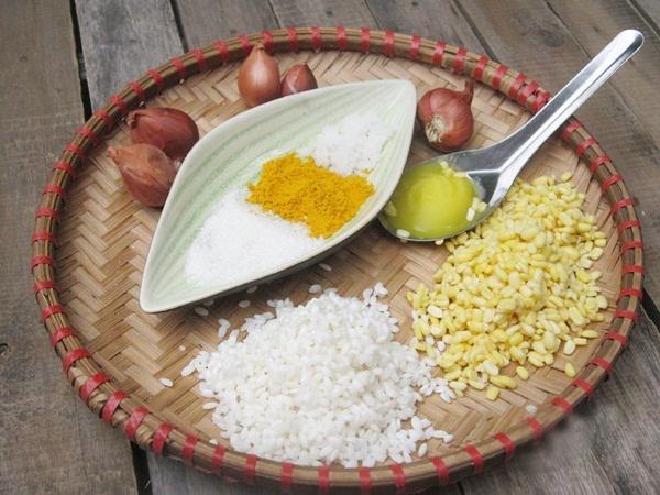 Xoi-xeo-recipe–How-to-make-Vietnamese-Xeo-sticky-rice 2