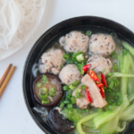 Vietnamese bun moc recipe- How to make the best bun moc !!