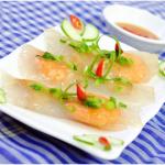 Banh bot loc recipe banana leaf – Vietnamese clear dumpling