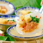 Vietnamese banh beo recipe – Steamed Rice Flour Cakes