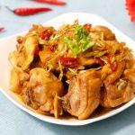 Ga xao sa ot Recipe- Vietnamese Chicken with lemongrass and chili