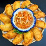 Banh goi Recipe – How to make Vietnamese Crispy Dumplings