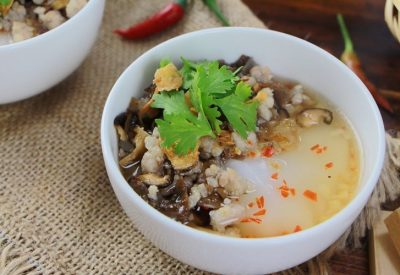 Vietnamese Banh duc recipe – How to make Steamed Rice Cake
