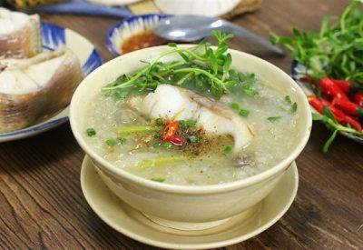 Chao Ca Recipe – Vietnamese Sneakhead fish Porridge