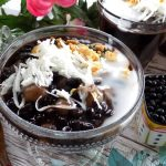 Che dau den recipe – Vietnamese black bean sweet soup