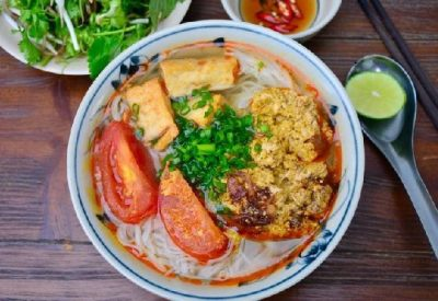 [Authentic] Bun rieu recipe – Vietnamese crab noodle soup