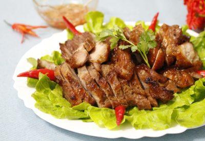 Thit xa xiu Recipe – Char Siu Recipe (Barbecued Pork)