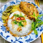 Com ga roti recipe – How to cook Vietnamese rotisserie chicken rice